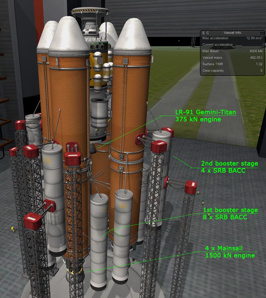 LR-V_rocket